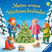 Ravensburger 43761 Scharff-Kniem., erste Weihnachtslieder