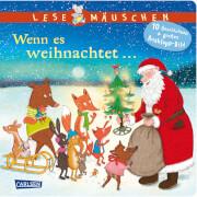 Lesemäuschen, Wenn es Weihnachtet