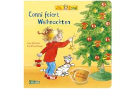 Conni feiert Weihnachten (Pappbilderbuch m. Klappen)