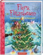 Flora Flitzebesen  Bdie 5 - Winterzauber im Hexendorf