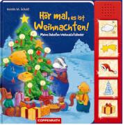 Hör mal, es ist Weihnachten!  Weihnachtslieder Soundbuch