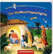Die Weihnachtsgeschichte  13 x 13 cm Der kleine Himmelsbote