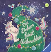 Ravensburger 43794 Das Einhorn feiert Weihnachten