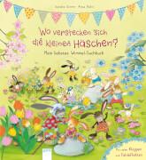 Grimm, Sandra/Kälin, Alice: Mein liebstes Wimmel-Suchbuch  Wo verstecken sich die kleinen Häschen