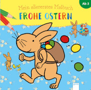 Münstermann, Verena: Mein allererstes Malbuch  Frohe Ostern