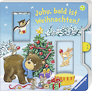 Ravensburger 43821 Juhu, bald ist Weihnachten!