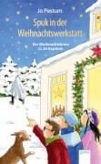 Pestum, Jo: Ein Weihnachtskrimi in 24 Kapiteln # Spuk in der Weihnachtswerkstatt