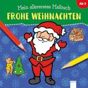 Münstermann, Verena: Mein allererstes Malbuch # Frohe Weihnachten