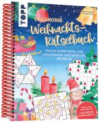 Große Weihnachts-Rätselbuch