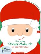 Mein erstes Sticker-Malbuch - Weihnachten (Mini-Künstler)