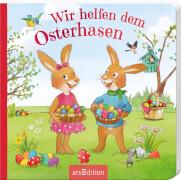 arsEdition, Ostern, 133035, Wir helfen dem Osterhasen. Ab 24 Monate