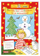 Conni Gelbe Reihe: Mein tolles Spiel- und Rätselbuch für die Weihnachtszeit
