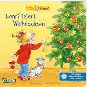 Hör mal (Soundbuch): Conni feiert Weihnachten