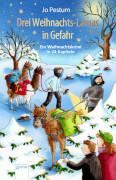 Pestum, Jo: Ein Weihnachtskrimi in 24 Kapiteln # Drei Weihnachtslamas in Gefahr