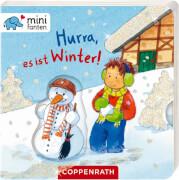 minifanten 21: Hurra, es ist Winter!