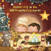 Loewe Komm mit in die Weihnachtsbäckerei