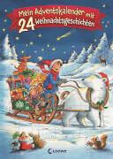 Loewe Mein Adventskalender mit 24 Weihnachtsgeschichten