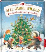Coppenraths kleine Bibliothek: Alle Jahre wieder  Weihnachten