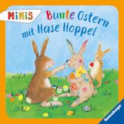 Ravensburger 44508 Bunte Ostern mit Hase Hoppel