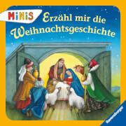 Ravensburger 44513 Erzähl mir die Weihnachtsgeschichte
