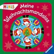 Ravensburger 44516 Meine Weihnachtsmandalas