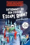 Ravensburger 52208 Der Adventskalender - Entkommst du dem eisigen Escape Room?