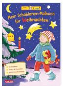Conni Gelbe Reihe: Mein Schablonen-Malbuch für Weihnachten