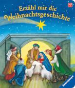 Ravensburger 41067 Erzähl mir die Weihnachtsgeschichte