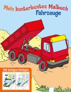 KunterbuntesMalbuch Fahrzeuge