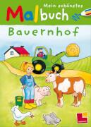 Tessloff Mein schönstes Malbuch, Bauer