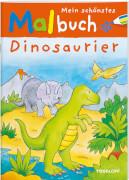 Tessloff Mein schönstes Malbuch, Dinos