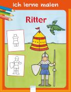 Arena -Ich lerne malen - Ritter