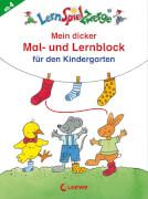 Loewe Mein dicker Mal- und Lernblock für den Kindergarten