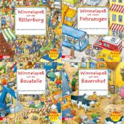 Pixi kreativ 105: Mitmachspaß: Fahrzeuge sortiert (1 Stück)
