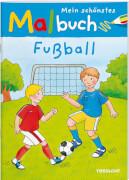 Tessloff Mein schönstes Malbuch, Fußball