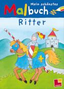 Tessloff Mein schönstes Malbuch, Ritter