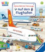 Ravensburger 02671 Fahrzeuge, auf dem Flughafen