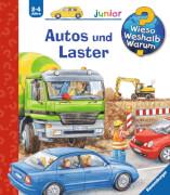 Ravensburger 025381  Wieso?Weshalb?Warum? Junior - Autos und Laster