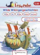 Ravensburger 36418 Wilde Wikingergeschichten. Silbe für Silbe lesen lernen