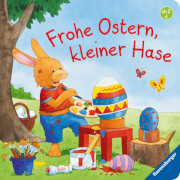 Ravensburger 02512 Frohe Ostern, kleiner Hase