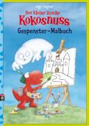 Der kleine Drache Kokosnuss Gespenster-Malbuch