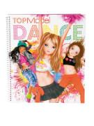 Depesche 7937 TOPModel DANCE - Malbuch