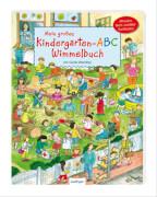 Kindergarten ABC-Wimmelbuch