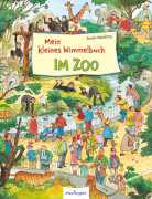 AMIGO 23082 Kleines Wimmelbuchl Zoo
