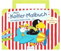AMIGO 23089 Der Kleine Rabe Socke Mein Koffer-Malbuch