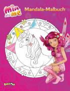 Mia and me - Mandala-Malbuch