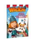 Wickie (3D) Malbuch