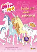 Mia and me - Style dir dein Einhorn!