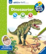 Ravensburger 32696 Wieso? Weshalb? Warum? aktiv-Heft Dinosaurier