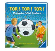 Ravensburger 43434 Tor - Mein erstes Fußball-Spielbuch